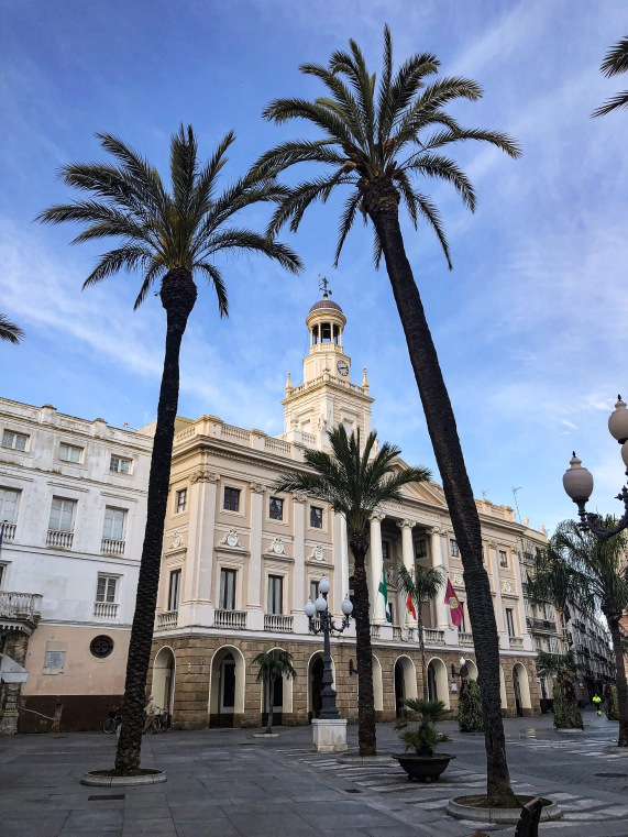Cádiz - Plaza de San Juan de Dios
